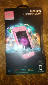 Brand new in box Lifeproof case