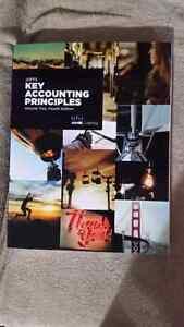 Key Accounting Principles volume two fourth edition  Kitchener / Waterloo Kitchener Area image 3