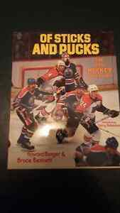 Of sticks and pucks