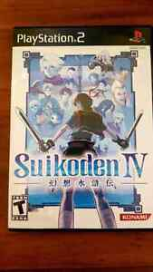 Suikoden IV, Shadow Hearts From the new world CIB