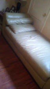 Delivered sofa chaise