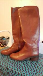 7532555cf11f Tory Burch Riding Boots