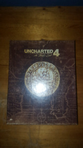 Uncharted 4: A Thief's End Special Edition