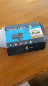 TV ANDROID BOX.