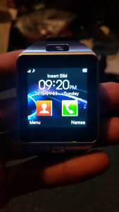 Smart watch. Need gone asap. Or trade for samsung phone