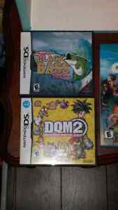 Dragon quest monsters joker 2 and super black bass nintendo ds London Ontario image 1