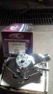 Chrome waterpump Kitchener / Waterloo Kitchener Area image 1