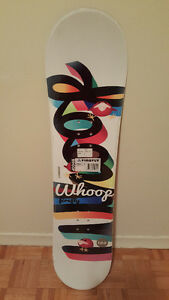 Brand New - Firefly Whoop Junior Snowboard (Size 100)!