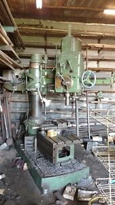 Carlto Radial Drill Kitchener / Waterloo Kitchener Area image 1