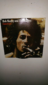VINYL RECORD Catch A Fire Bob Marley and The Wailers collectable