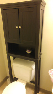 over the toilet storage Unti (need gone ASAP)