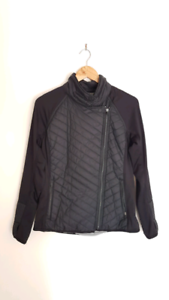 Calvin Klein Black Performance Jacket-Size M RRP $199 Free Post