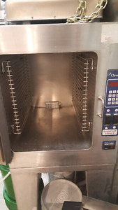 5 Tray Commercial Steam Oven For Sale