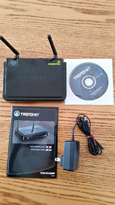 TrendNet 300MBPS Wireless Router