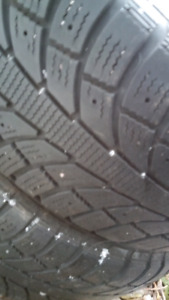 $75 for all four WINTER TIRES 185/65/14