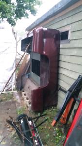 Chevy step side box