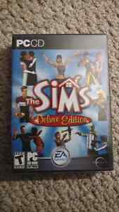 Sims unopened pc game .