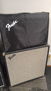 Fender 65 Deluxe Reverb Amp/Fender GE-412 cabinet Open to offers