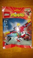 Lego Mixels Aquad 41564 70 PCS Series 8