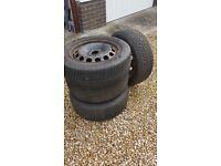 Skoda Octavia winter tyres