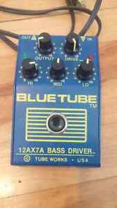 Blue Tube Bass Driver