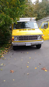 1981 B350, new motor and trans.Make it your home.