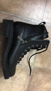 Milwaukee Motorcycle Boots