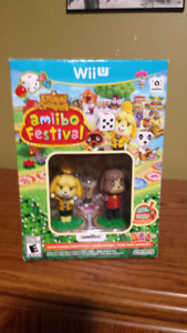 Animal Crossing Amiibo Festival WiiU