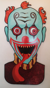 Clown Decor