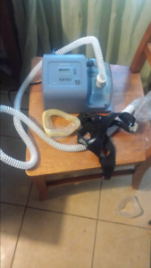 COMPLETE C-PAP MACHINE FOR SALE