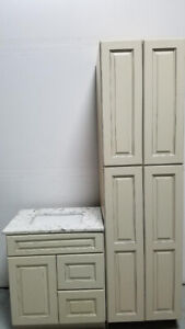 vanities and kitchens ,,and interior doors and   trim