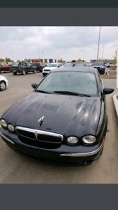 2002 Jag X-type 2.5L AWD