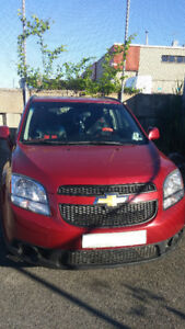 Chevrolet orlando  LS 2012. 7 Places