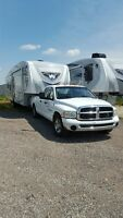 Will haul your RV/Trailer of any kind to where you need it.