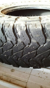 295/70R17 Toyo Open Country 2 tires