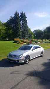 MERCEDES CLS55 AMG IMMACULATE 105 KMS CERTIFIED NO ACCIDENTS