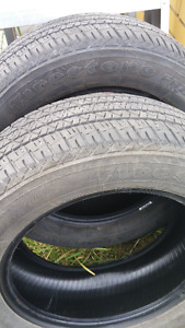 2 All Season Tires;$40 each; 185/65R15;