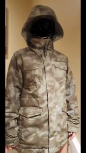 Youth Burton winter/snowboarding/ski jacket