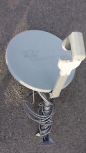 Antenne & Récepteur Bell