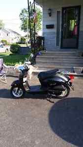 2006 yamaha vino scooter