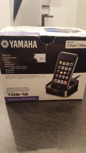 Station pour iPod/iPhone YAMAHA