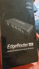 Ubiquiti EdgeRouter Lite ErLite 3