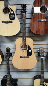 Starter Fender Acoustic Guitars