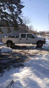 2007 f350 diesel 4x4 certified and etested