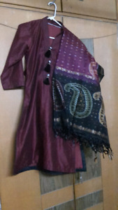 Indian dress New(Never been used)