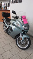 BMW K1200 Sport Tourer in awesome shape
