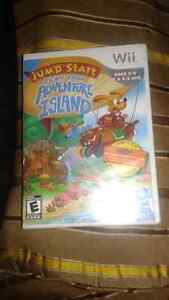 Wii game - educational jumpstart escape from adventure island
