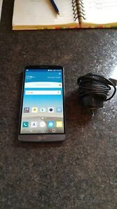 (ROGERS/FIDO) 32GB LG G3 INCLUDES CHARGER