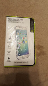 Brand New Galaxy S6 Tempered Screen glass protector