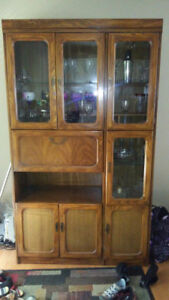 Large Solid Cabinet